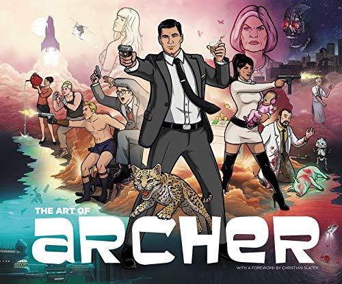 Archer Fan Art