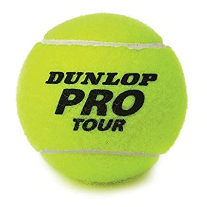Amazon Com Dunlop Volley Tennis Ball Tube By Dunlop Toys Games