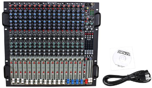Crest Audio X20R Professional Four Band product image