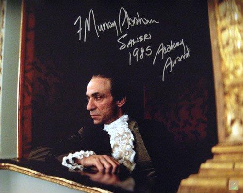 F Murray Abraham Signed Amadeus Balcony 16x20 Photo