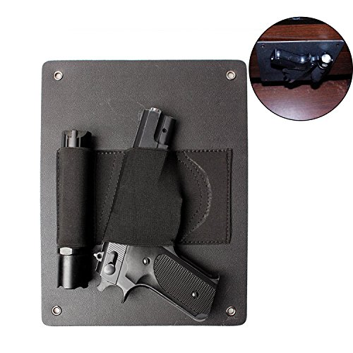 Buy Discount aiMaKE Hidden Multifunctional Storage Pistol Holster, suitable for House, Office, Car
