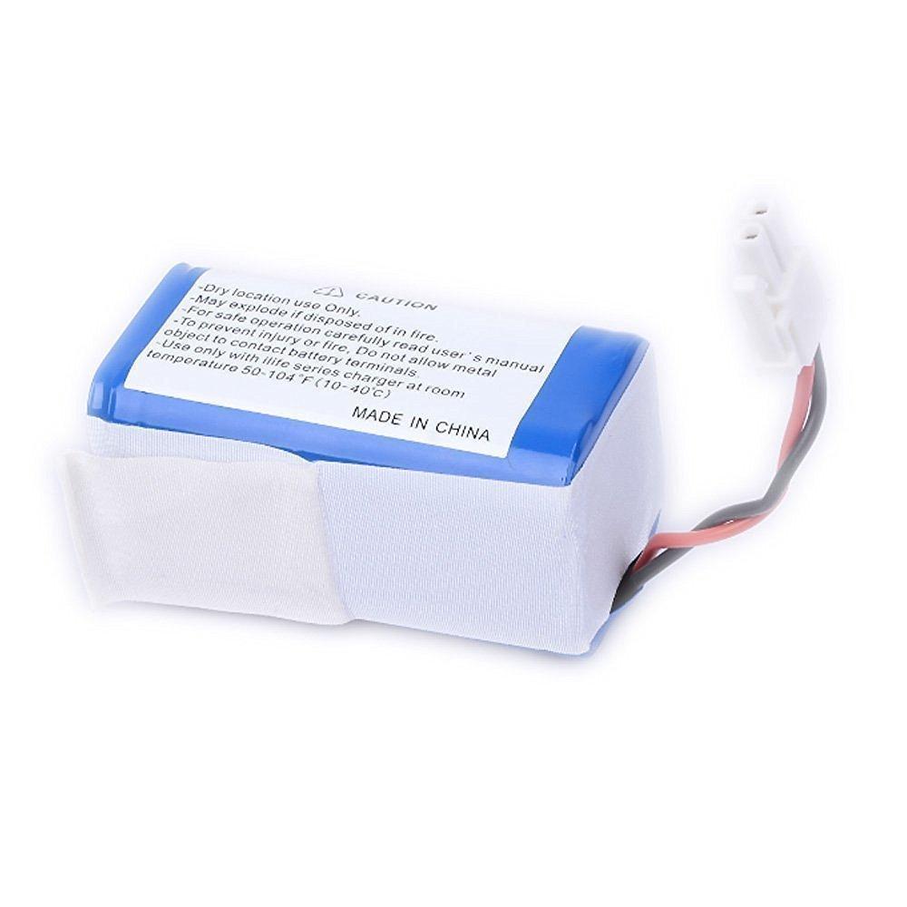ILIFE Paquete de baterías Li-ion A4s A6 Aspirador Robótico: Amazon.es: Hogar