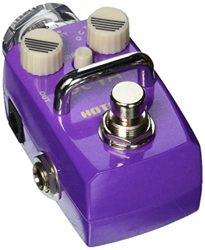 Hotone SOC-1 Octa Compact Digital Octave Pedal by Hotone