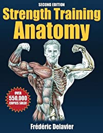 Strength Training Anatomy, Book & CD-ROM Package