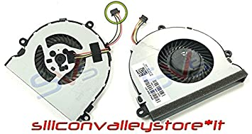 Ventola CPU Fan Cooling for Notebook HP 250 G5 Series SPS-813946-001