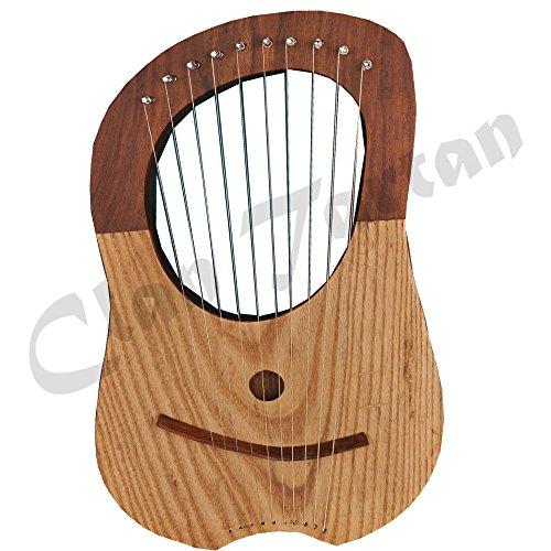 New Lyre Harp Sh by Clan Tartan
