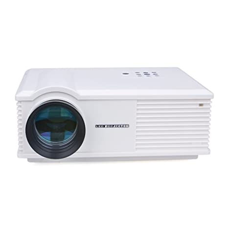 Amazon.com: sta-prohome ph580 Proyector LED 3000 lúmenes y ...
