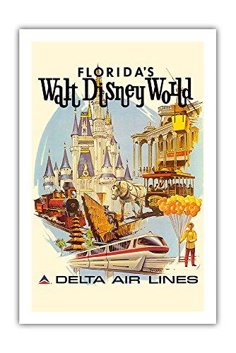 Florida's Walt Disney World - First Year of Operation -