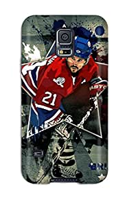 LeeJUngHyun Snap On Hard Case Cover Montreal Canadiens (7) Protector For Galaxy S5