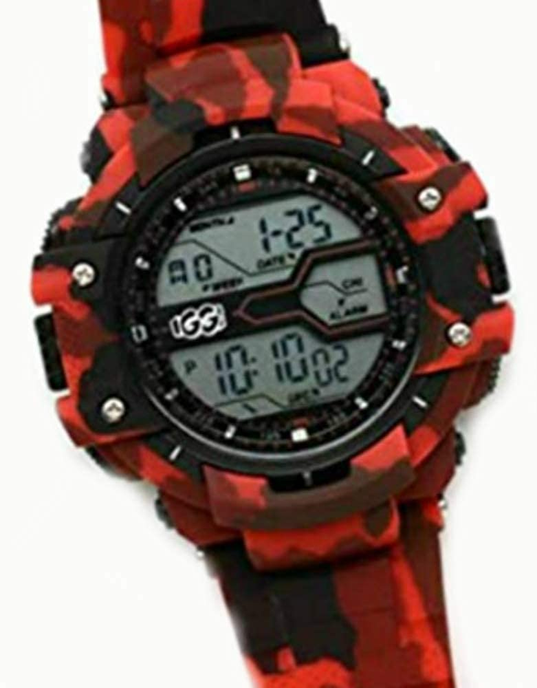 IGGI Urban Tactical Watch - Desert Red