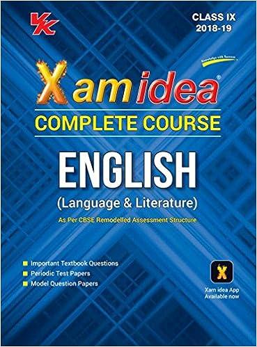 Xam Idea Class 9 Science Ebook