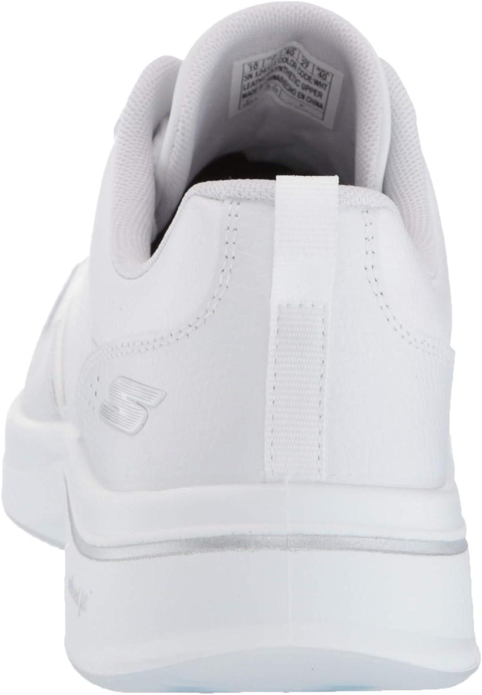 Skechers GO WALK STEADY voor dames Sneaker Kleur: wit