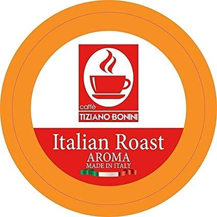 Caffe Bonini - Cafetera italiana, para el cerveza Keurig 2.0 ...