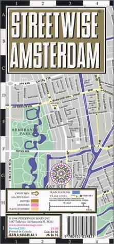 Streetwise Amsterdam ePub fb2 book