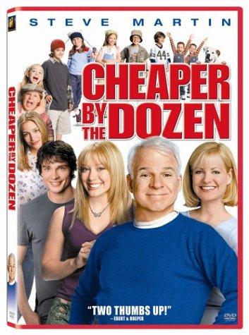 Amazon Com Cheaper By The Dozen 2003 Movies Tv