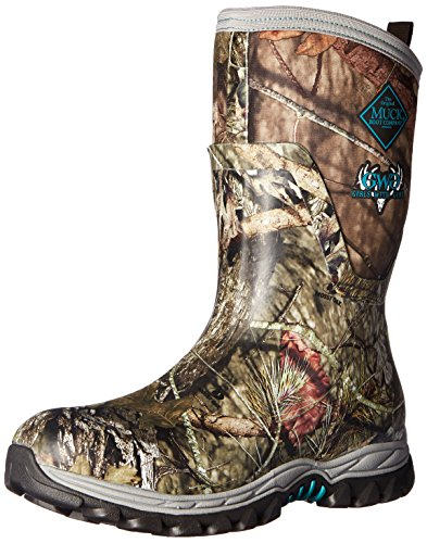 Hunter Oak Muck Women's Teal Hunting Arctic Boot Extreme Mossy Boot qOn7pU1