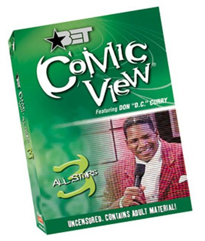BET ComicView All Stars, Vol. 3 by Time Life Records