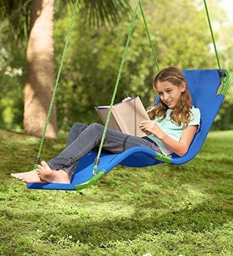 Amazon.com: Silla colgante para recostarse: Jardín y Exteriores