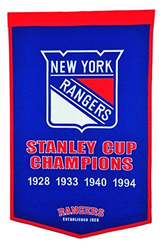 - Winning Streak NHL New York Rangers Dynasty Banner