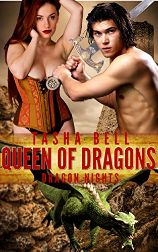 Queen of Dragons: Steamy Fantasy Erotic Romance (Dragon nights Book 1)