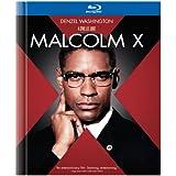 Malcolm X (Blu-ray Book)