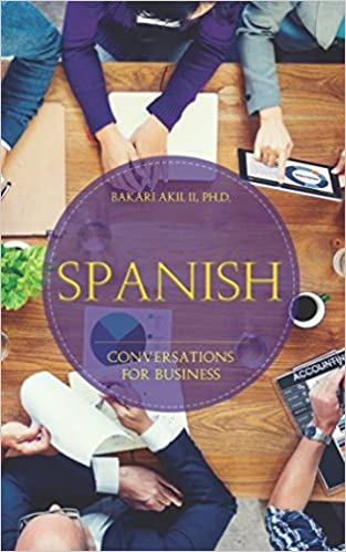 Spanish : Conversations for Business Cover Art