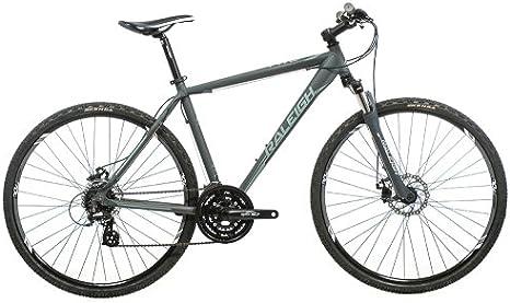 Raleigh Misceo 2.0 - Bicicleta de montaña Enduro, Color Gris, Talla 22-Inch Inch: Amazon.es: Deportes y aire libre