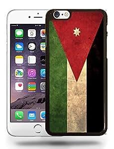 Jordan National Vintage Flag Phone Designs Case For HTC One M8 Cover