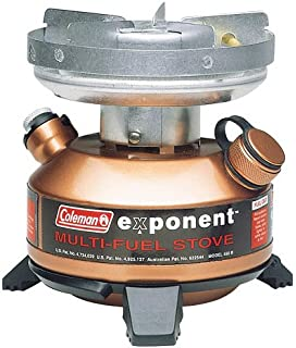 Coleman Exponent Multi-Fuel Stove