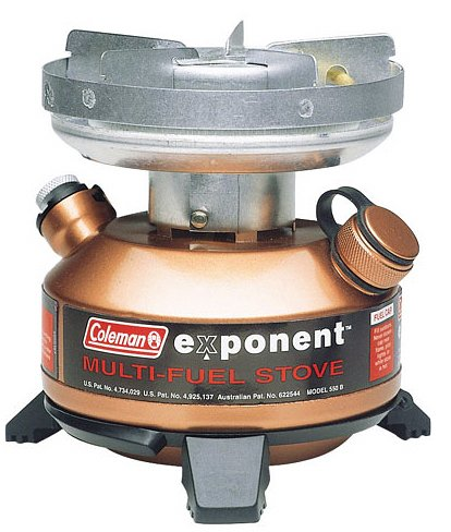 Coleman Exponent Multi-Fuel Stove, Outdoor Stuffs