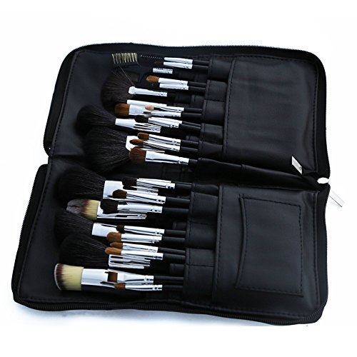 sable hair makeup brush sets - 4