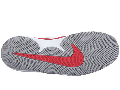 Air Sportives Rouge university Homme Nike white wolf Grey Precision C C Chaussures Red FIxdYH