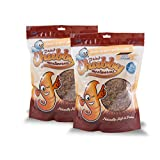 Chubby Mealworms High Quality Bulk Dried Mealworms for Wild Birds, Chickens etc. (4Lbs)