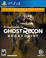 Tom Clancy's Ghost Recon Breakpoint Steelbook Gold Edition forPlayStati