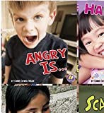 Capstone Press Know Your Emotions Book Set Book Set, Grades PreK to 2, Set of 4
