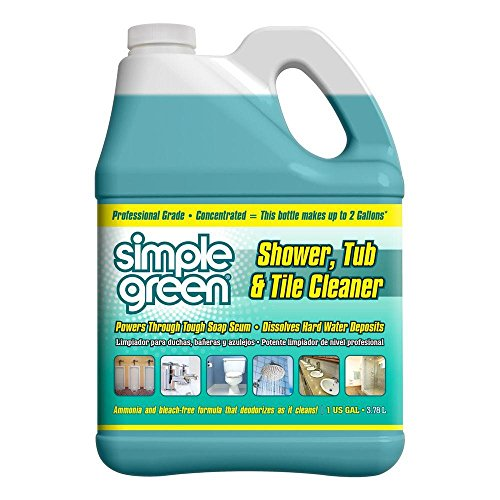 (Simple Green 1 Gal. Pro Grade Shower, Tub and Tile Cleaner)