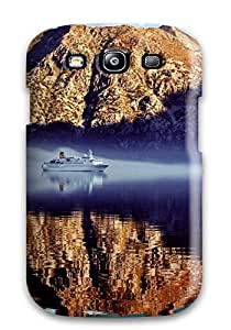 TashaEliseSawyer Case Cover For Galaxy S3 - Retailer Packaging Fjord Protective Case 3283856K42295636