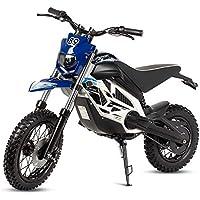 VIRTUE Moto electrica Potente Motocross Cross bateria 1000w