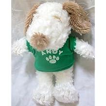 "UFS Peanuts Snoopy, 9"" Plush Daisy Hills Andy Cuddly Soft Doll Toy"