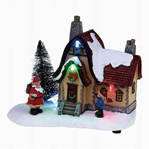 Lightahead Christmas Sculpture Decoration Centerpieces