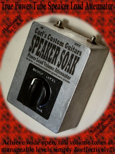8 Ohm Speaker Soak Guitar Amp Power Tube Mass/brake Attenuator for Fender Hot Rod Deluxe