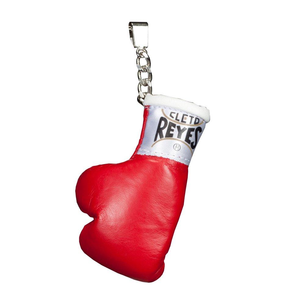 Cleto Reyes Mini Boxing Glove Keyring, Black REKEY     BLACK
