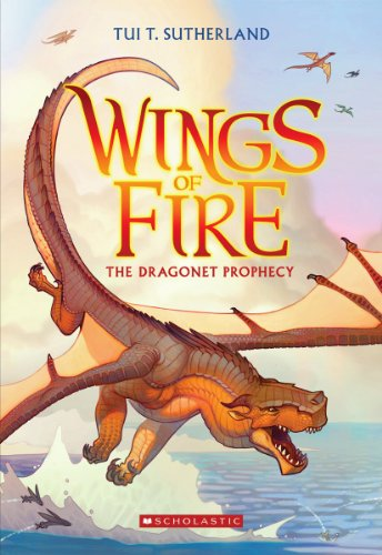 One Wing - Wings of Fire Book One: The Dragonet Prophecy