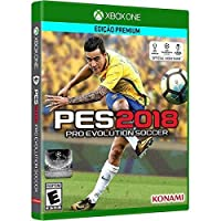 Pro Evolution Soccer - 2018 - Xbox One