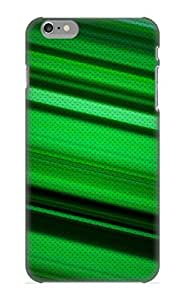 Inthebeauty Sanp On Case Cover Protector For Iphone 6 Plus (Abstract Green) For Christmas Day's Gift