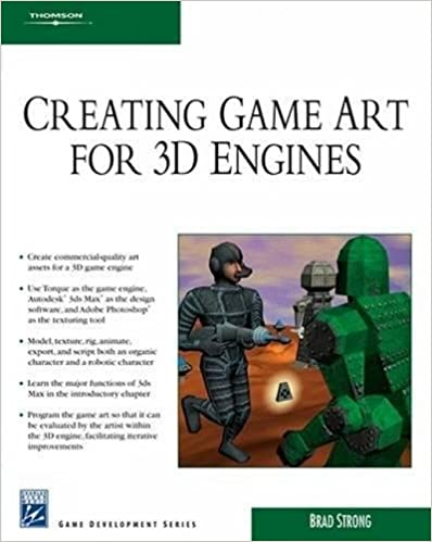 game engines on making books