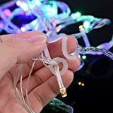 URATOT 200 Pieces Christmas Light Clips Plastic