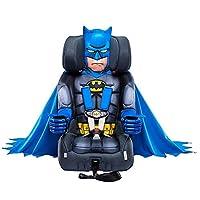 Asiento elevador para automóvil con arnés 2 en 1 KidsEmbrace, DC Comics Batman