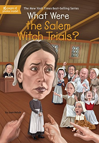 What Were the Salem Witch Trials? (What Was?) -
