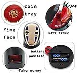 Kijea Spirited Away No Face Man Coin Bank Auto